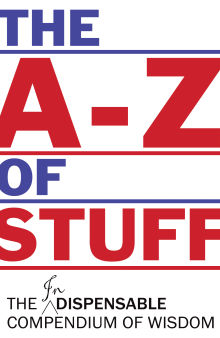 Picture of The A-Z of Stuff