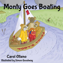 Picture of Monty Goes Boating