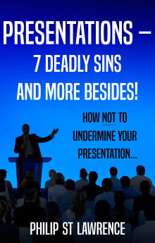 Picture of Presentations - 7 Deadly Sins and more besides!