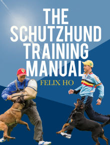 Picture of The Schutzhund Training Manual