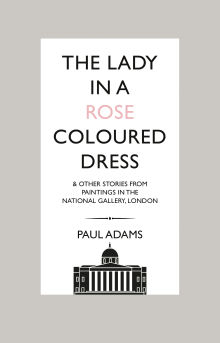 Picture of The Lady in the Rose Coloured Dress