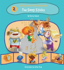 Picture of The Pasta Kidz: The Sorry Sticks