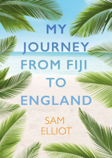 Picture of My Journey from Fiji to England