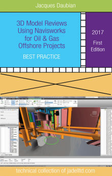 Picture of 3D Model Reviews Using NavisWorks for Oil & Gas Offshore Projects