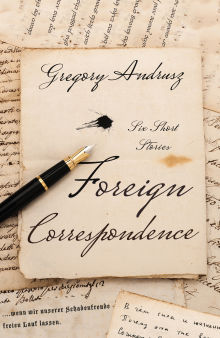 Picture of Foreign Correspondence