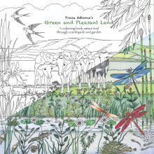 Picture of Tricia Osborne's Green and Pleasant Land