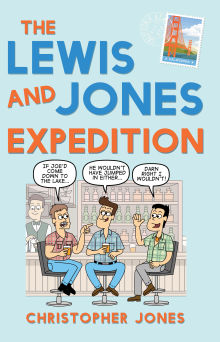 Picture of The Lewis and Jones Expedition