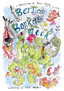 Picture of Bertie's Bonkers Book