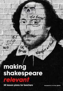 Picture of Making Shakespeare Relevant