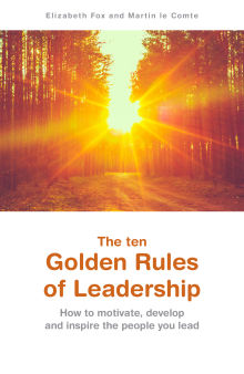 Picture of The ten Golden Rules of Leadership