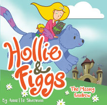 Picture of Hollie and Figgs: The Missing Rainbow