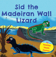 Picture of Sid the Madeiran Wall Lizard