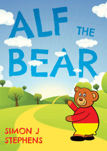 Picture of Alf the Bear