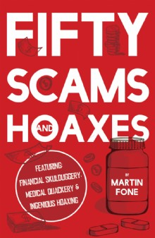 Picture of Fifty Scams and Hoaxes