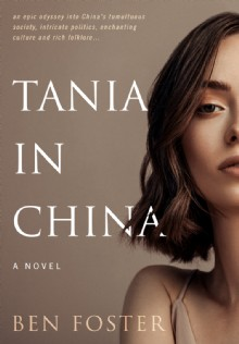 Picture of Tania in China