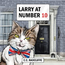 Picture of Larry at Number 10