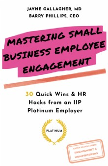 Picture of Mastering Small Business Employee Engagement