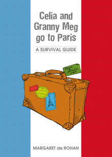 Picture of Celia and Granny Meg go to Paris