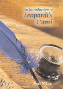 Picture of An Introduction to Leopardi's <i>Canti</i> (3rd ed)