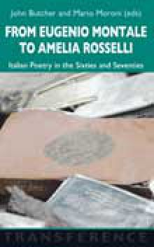 Picture of From Eugenio Montale to Amelia Rosselli