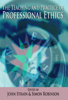 Picture of The Teaching and Practice of Professional Ethics