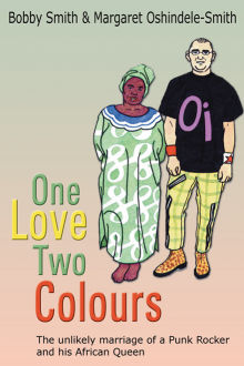 Picture of One Love Two Colours