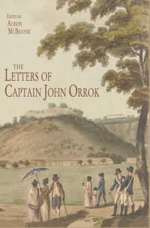 Picture of The Letters of Captain John Orrok